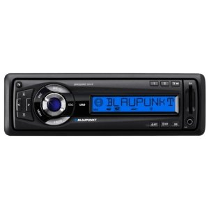 Blaupunkt Brisbane SD48 AM/FM SD/MMC/MP3 Receiver with CD Changer Controls