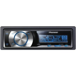 Pioneer DEH-P6000UB In-Dash CD/Mp3/Wma/iTunes AAC/Wav Receiver