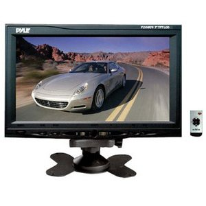 PYLE PLVHR75 7-Inch TFT Wide Screen Headrest Monitor