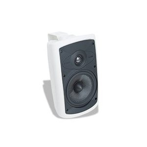 Niles OS6.5 White (Pr) 6 Inch 2-Way High Performance Indoor Outdoor Speakers (FG00994)