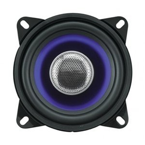 BOSS N42.2 2-Way 4-Inch 4-Ohm Poly Injection Cone Butyl Rubber Surround Speakers