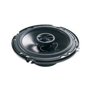 PowerBass S-675  6.5 x 6.75-Inch Coaxial 2-Way Speaker Set (Pair)