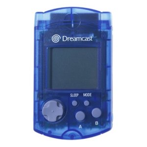 SEGA Dreamcast Visual Memory Unit VMU