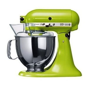 KitchenAid Artisan 5KSM150PSEGA Green Apple 220 volt