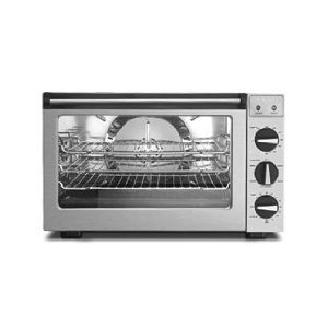 Electric Convection Oven With Rotisserie, Half Size Convection Oven, Countertop