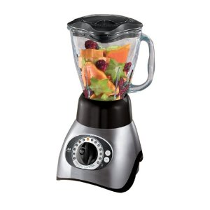 Oster 6854 14 Speed Blender, Brushed Nickel