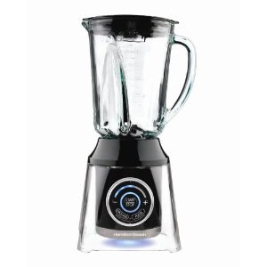 Hamilton Beach 59205 Liquid Blu 5-Speed 48-Ounce Blender, Black