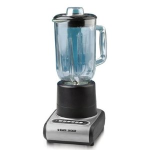B&D BLENDER 6 SPEED TOUCH PAD