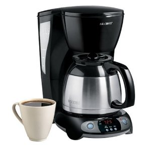 Mr. Coffee 8-Cup Thermal Programmable Coffeemaker