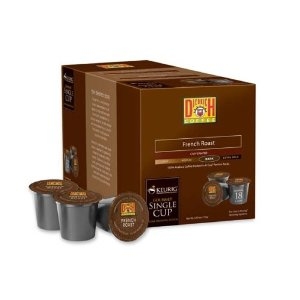 Keurig K-Cup Coffees & Teas Diedrich French Roast K-Cup Coffee Cups 18-pc.