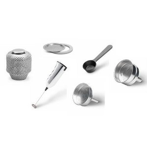 DeLonghi Accessory Kit for Esclusivo Alicia Electric Espresso Maker