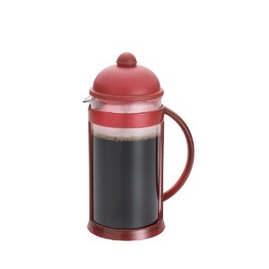 BonJour 3-Cup Lucie French Press with Unbreakable Carafe