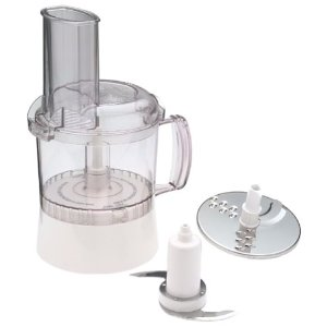 Cuisinart 3-Cup Food Processor Duet Attachment, White
