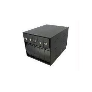 5 Drive 3.5IN Removeable Sas Sata Storage Mobile Rack Backplane
