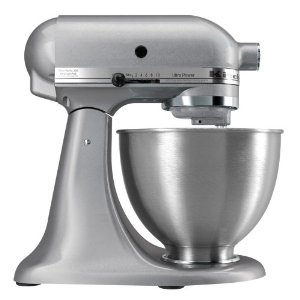 KitchenAid Ultra Power Stand Mixer - Silver