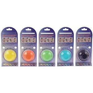 Isokinetics Hand Exercise Squeeze Ball - Round - 5 Resistance Levels