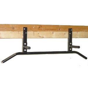 Joist Mounted Pull Up Bar with Neutral Grip Handles