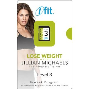 IFit Jillian Michaels Weight Loss Program Level 3