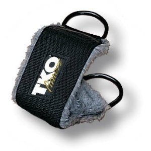 TKO Ultimate Padded Ankle Strap - Cable Attachment