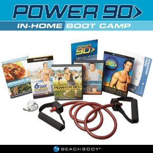 Power 90 In-Home Boot Camp