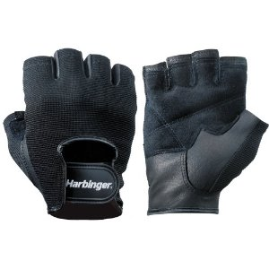 Harbinger - Power Lifting Gloves- Extra Large- Black