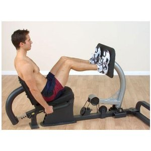 Body Solid GLP Leg Press Station