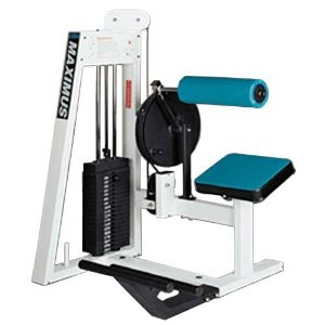 Maximus Fitness MX524 Back Extension Commercial Exercise Machine