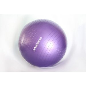 Anti Burst Exercise Balance Yoga Ball 55 cm with Hand Pump. 600 lbs. Capacity