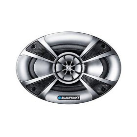 Blaupunkt GTx-462 4-Inch x 6-Inch 2-Way Coaxial Speakers
