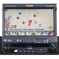 Valor NVG-720W In-Dash DVD 7