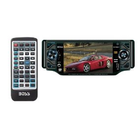 BV7980 In-dash Am/fm Dvd/mp3/cd Receiver with 4.3 Wide Screen Tft Monitor with Usb Port