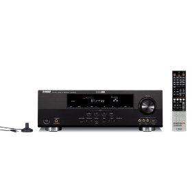 Yamaha HTR-6240BL 525 Watt 5-Channel Home Theater Receiver