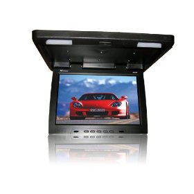 XO Vision GX2023 20-Inch Wide screen flip down monitor with Built-in IR Transmitter