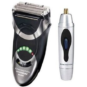 Remington MS5500 Titanium Washable Shaver
