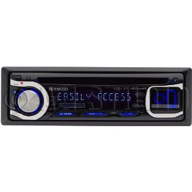 Kenwood eXcelon KDC-X493 - Radio / CD / MP3 player / digital player - Full-DIN - in-dash - 50 Watts x 4