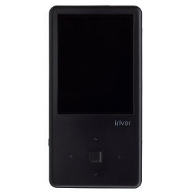 Iriver E150 8 GB Digital Media Player (Black)