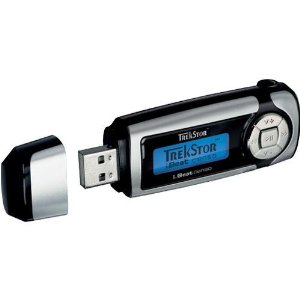 Trekstor i.Beat censo 2GB MP3 player (73812)