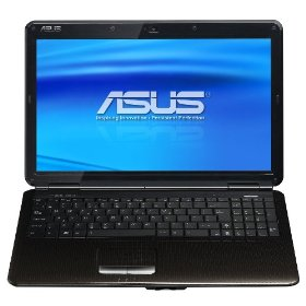 ASUS K50IJ-G1B 15.6-Inch Business Laptop (Black)