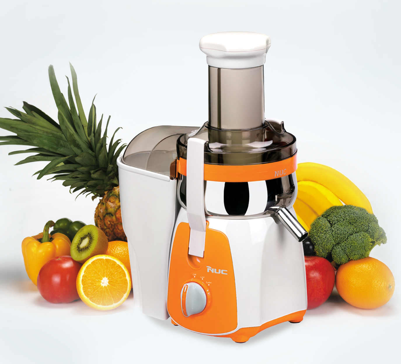 Kuvings nj9310u juicer professional centrifugal 350w