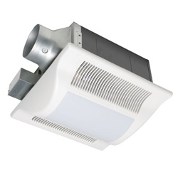 Panasonic fv11vfl2 vent fan 2lamps 30w