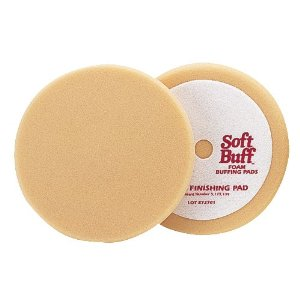 Meguiar's W9000 8-Inch Soft Buff Foam Finishing Pad
