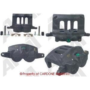 A1 Cardone 184841 Friction Choice Caliper