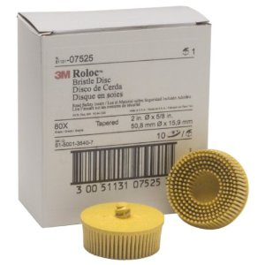 3M 07525 Roloc Bristle Disc 2