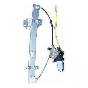 98-02 HONDA ACCORD SEDAN FRONT WINDOW REGULATOR RH (PASSENGER SIDE), Power w/Motor (1998 98 1999 99 2000 00 2001 01 2002 02) H462907 72210S84A01