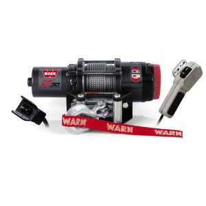 Warn 76000 RT30 Rugged Terrain 3000-lb Winch