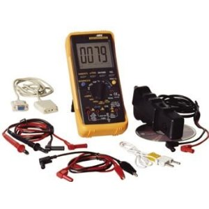 Multimeter w/Piece Interface (ESI595) Category: Multimeters