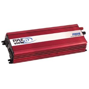 PYLE PINV6 1000 Watt DC/AC Power Inverter