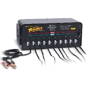 Battery Tender 021-0134 10-Bank 12V Battery Management System