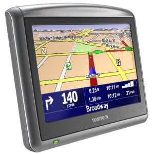 TomTom ONE XL 4.3-Inch Widescreen Bluetooth Portable GPS Navigator with Maps of the U.S. and Canada