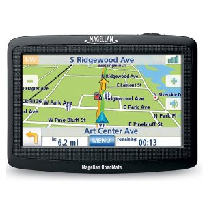 Magellan RoadMate 1400 4.3-Inch GPS Navigator (Factory Refurbished)